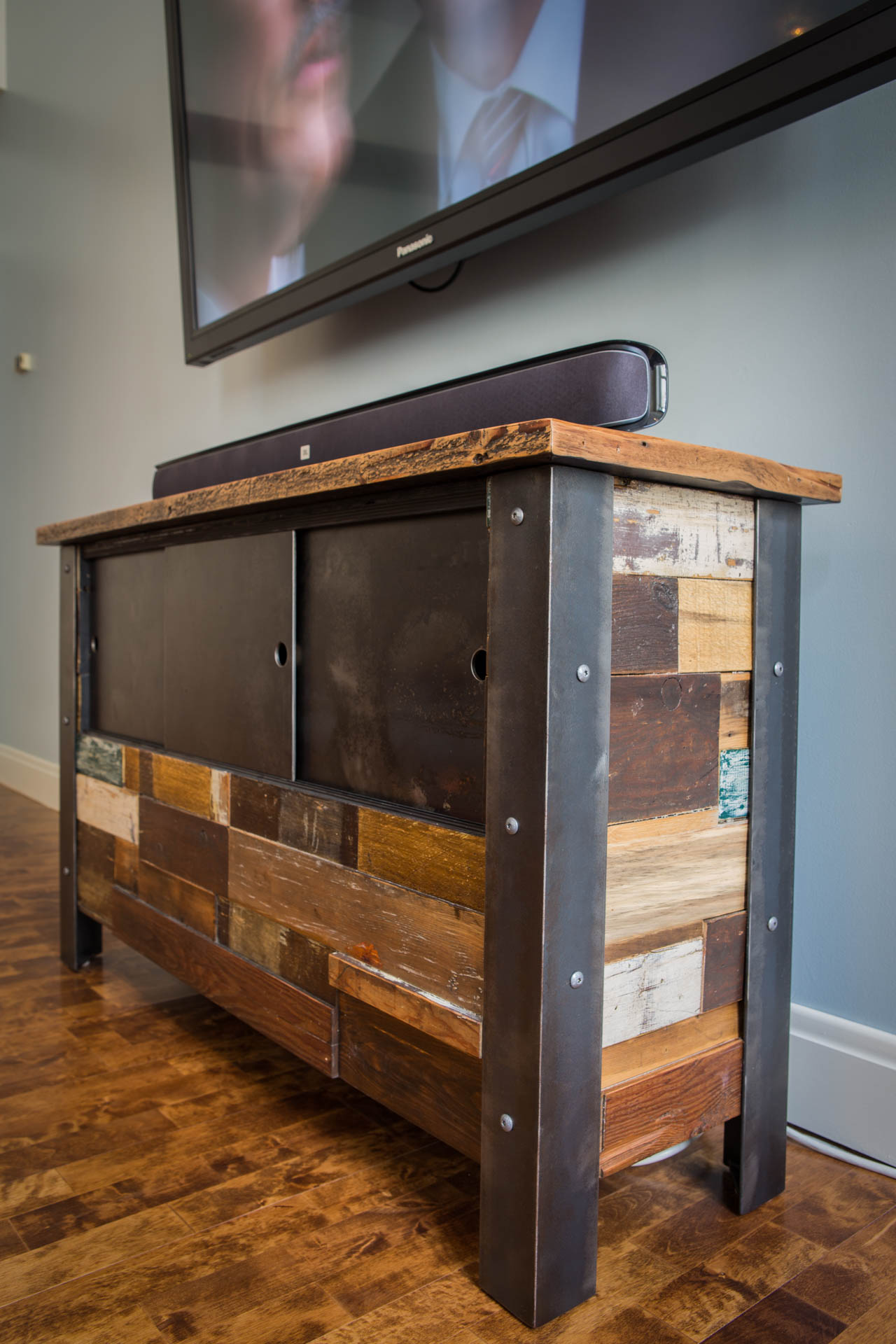 Reclaimed Console