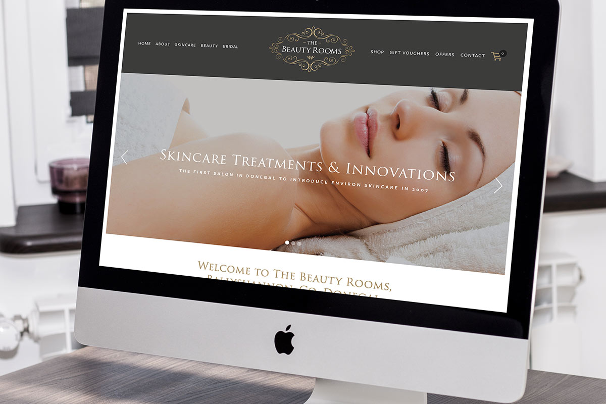 The Beauty Rooms, Donegal -  www.thebeautyroomsballyshannon.ie