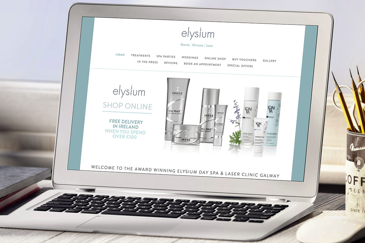 Elysium Day Spa & Laser Clinic, Galway -  www.elysium.ie
