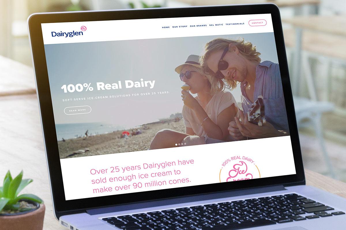 Dairyglen Ice Cream, Wicklow -  www.dairyglen.ie