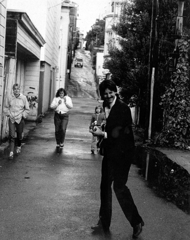 Ames Street, San Francisco - 1984