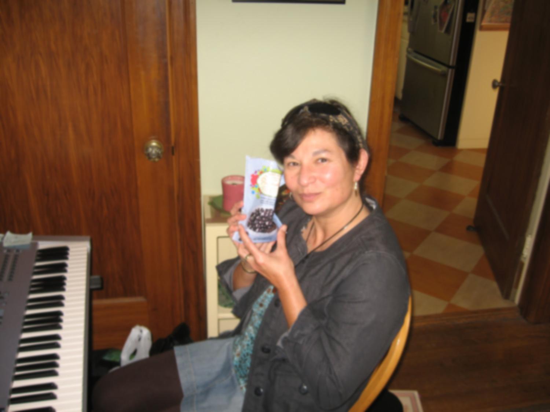 "Joan Cifarelli (AKA ""Funkarelli"")"