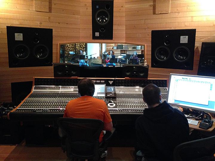 25th Street Studios - December 17, 2013