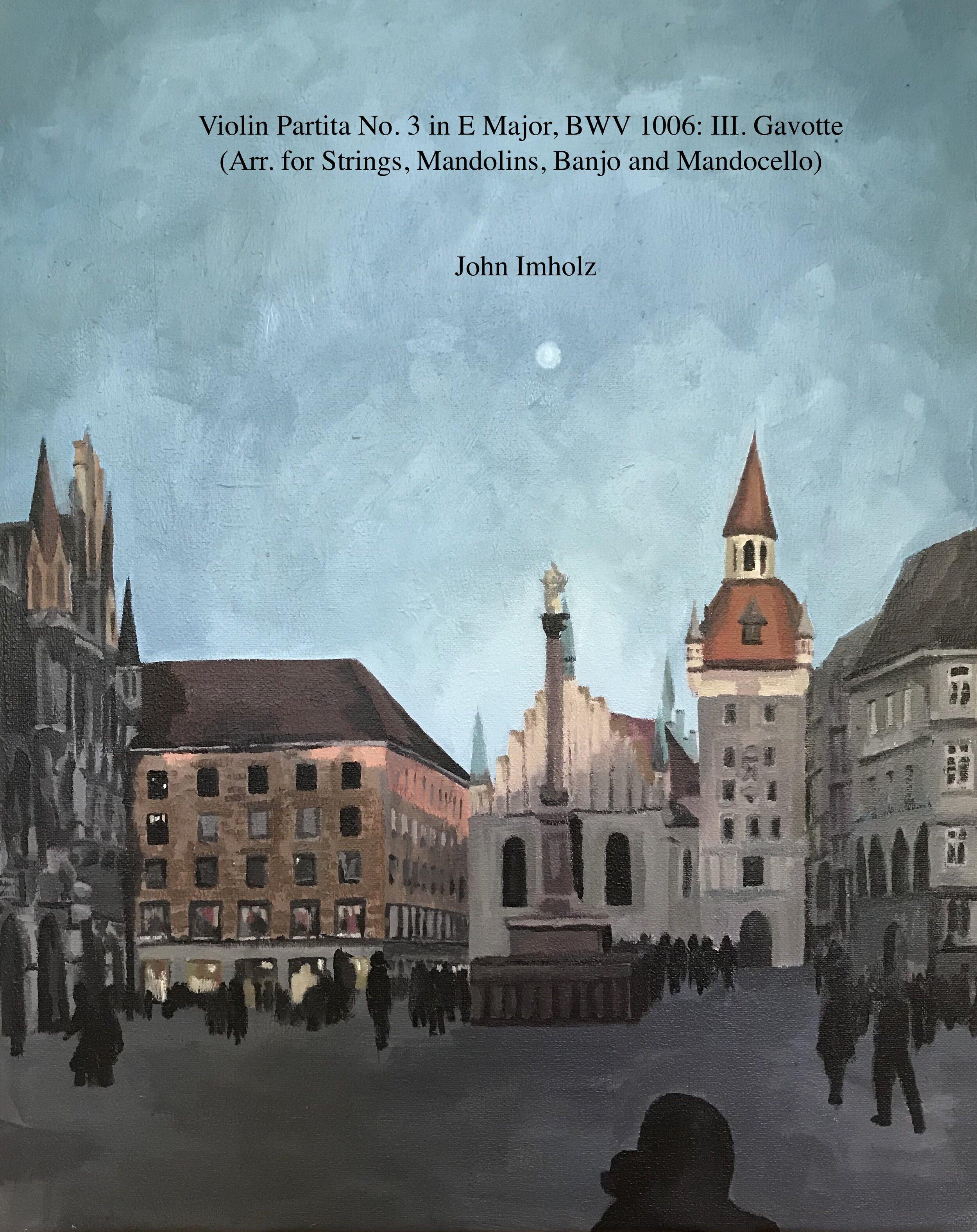 Marienplatz, München - 17. April 2019, von Fanya Sandrine Imholz