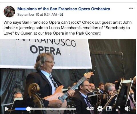 Opera in the Park - September 5, 2019