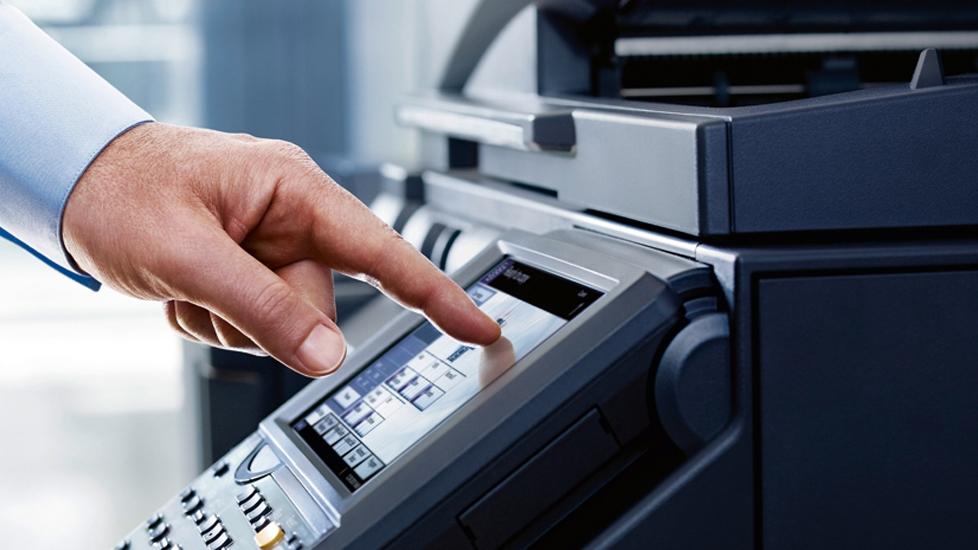 Printing - Copying - Sending