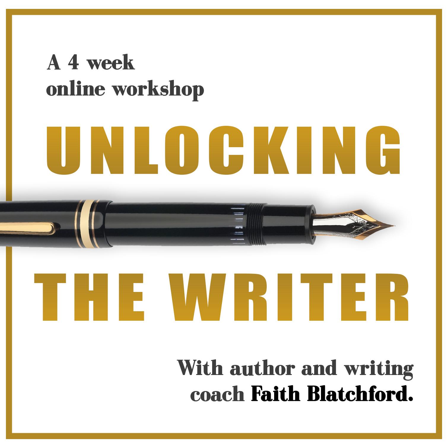 Unlocking The Writer