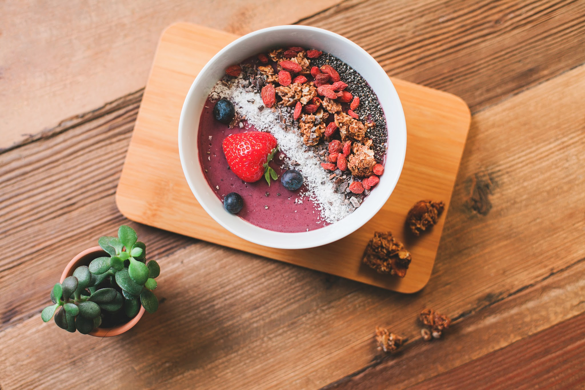 The super-food-bowl.