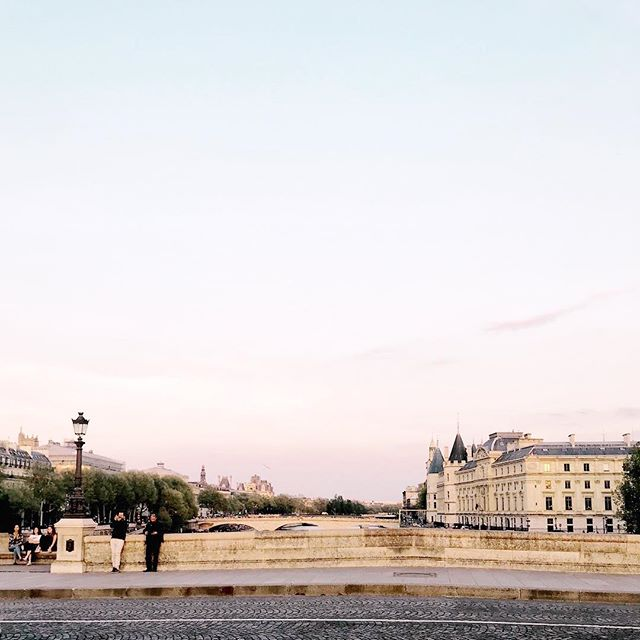 Summer nights  #iloveyouparis