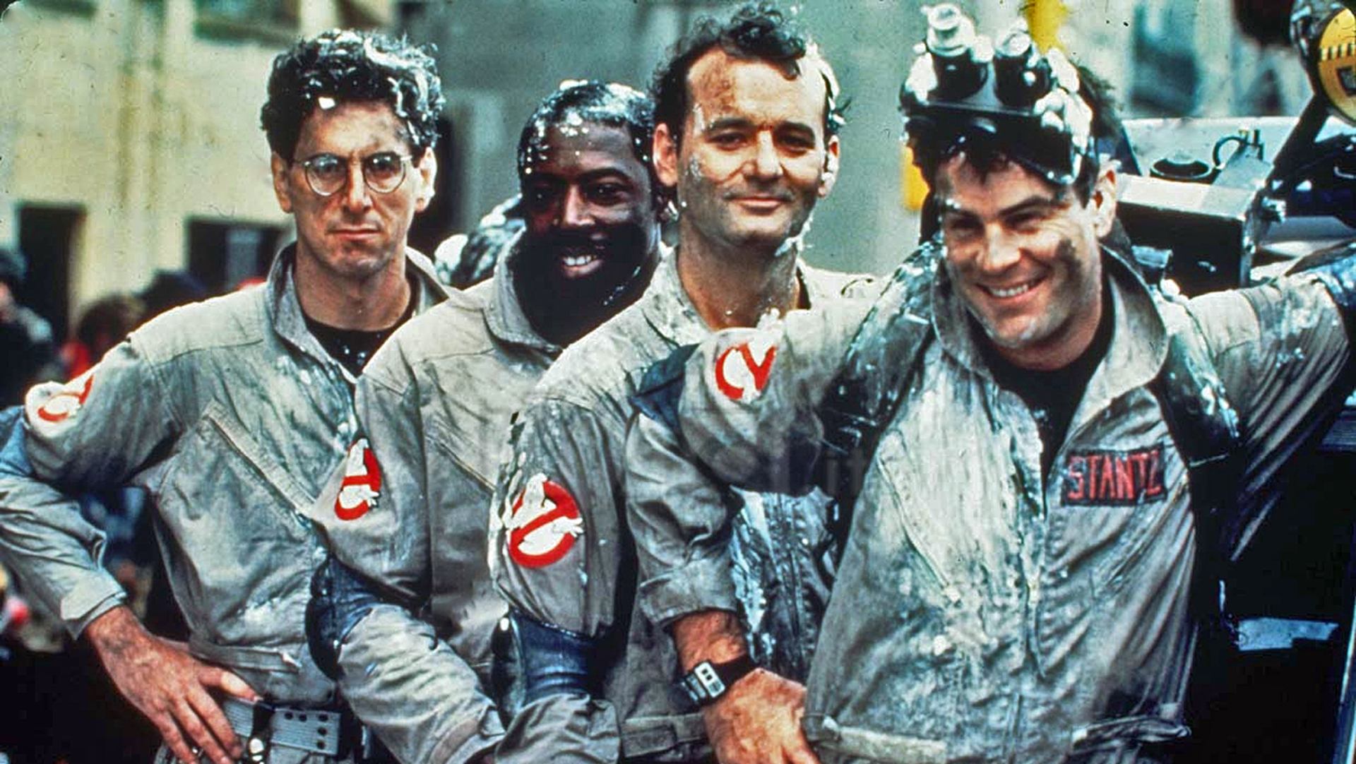 Ghostbusters 1984 Movies Meaning