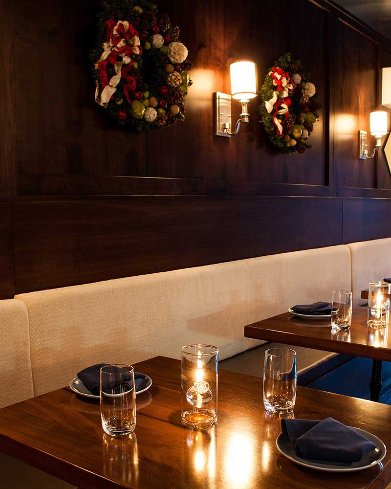 Secure your table today - Call us at 443-900-8027 or online via OpenTable