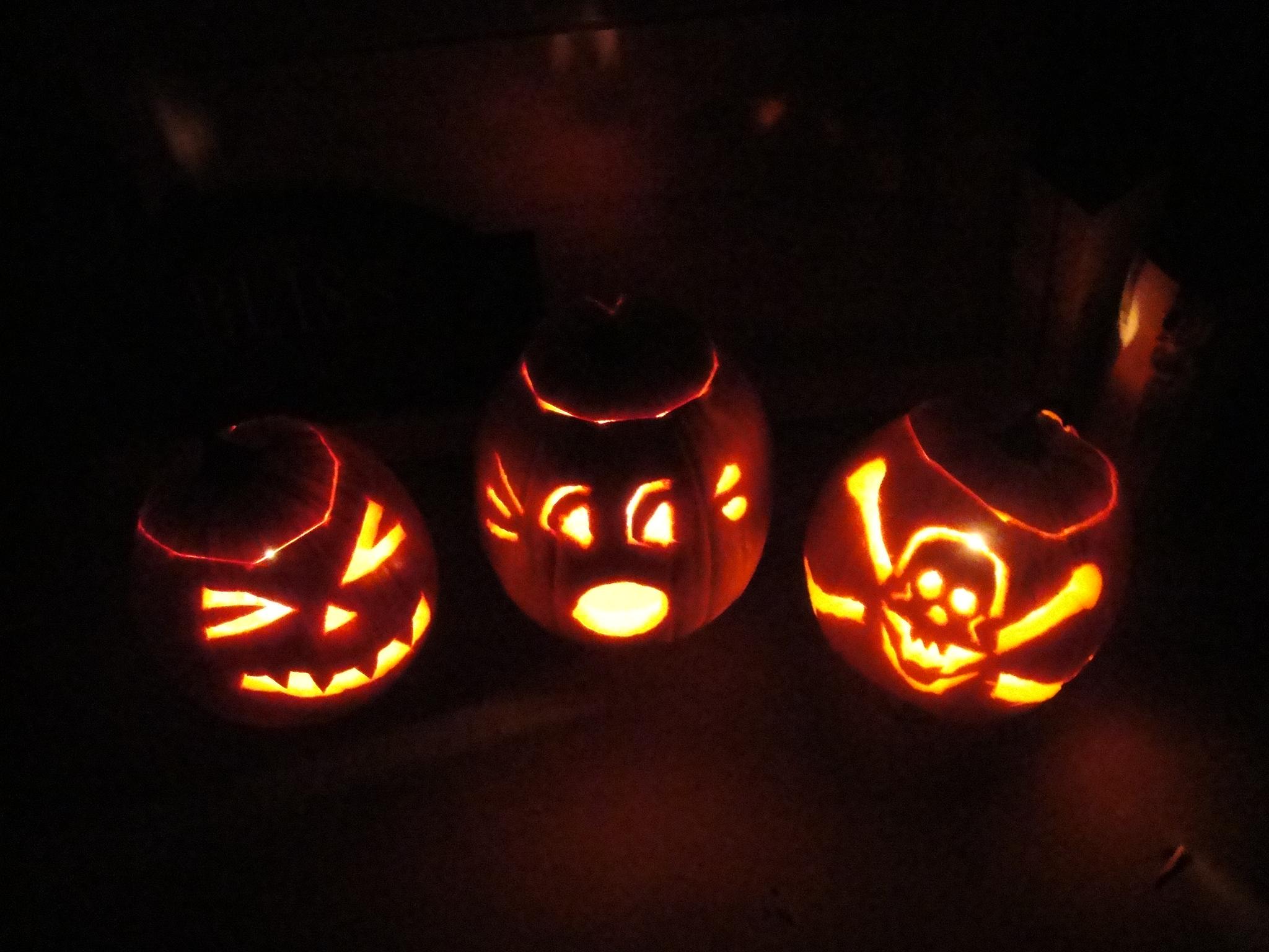 scarypumpkins