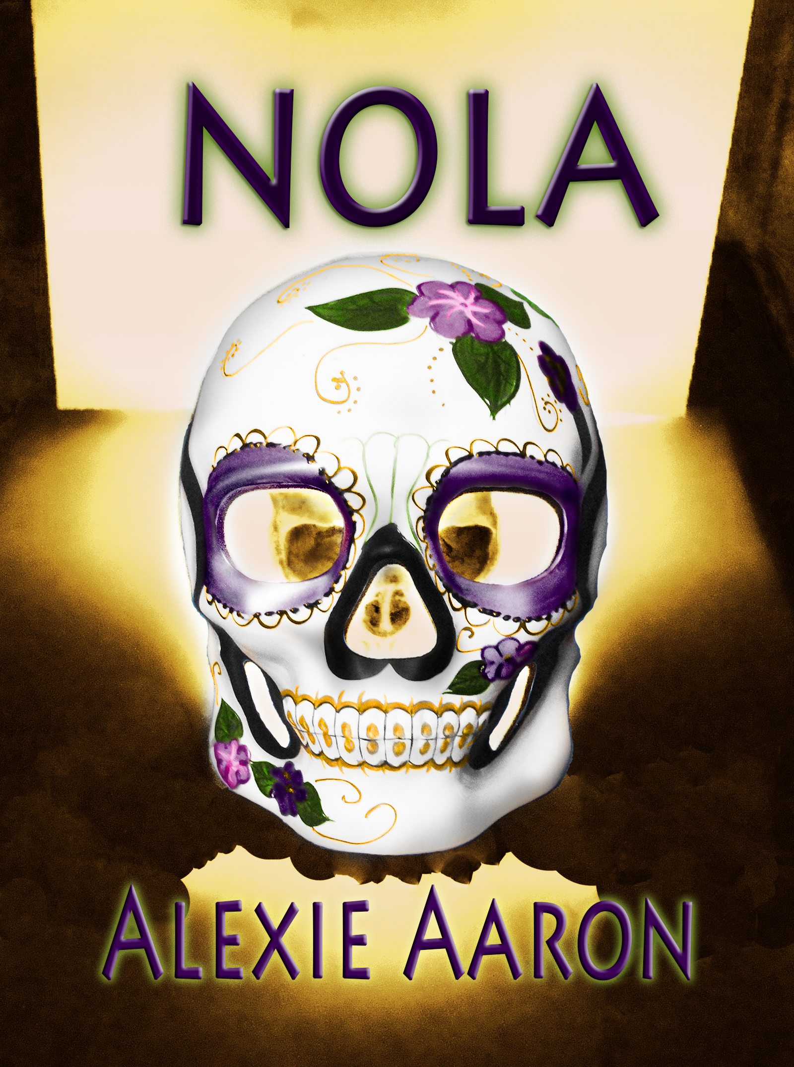 Click through pic to go to Amazon page or any of the titles.  NOLA!