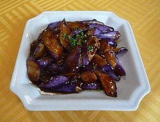 酱爆茄子 or Eggplant