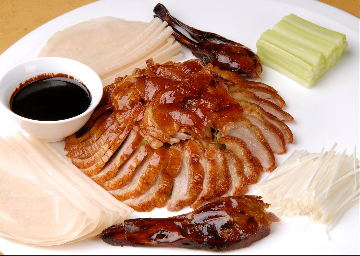 北京烤鸭 or Duck