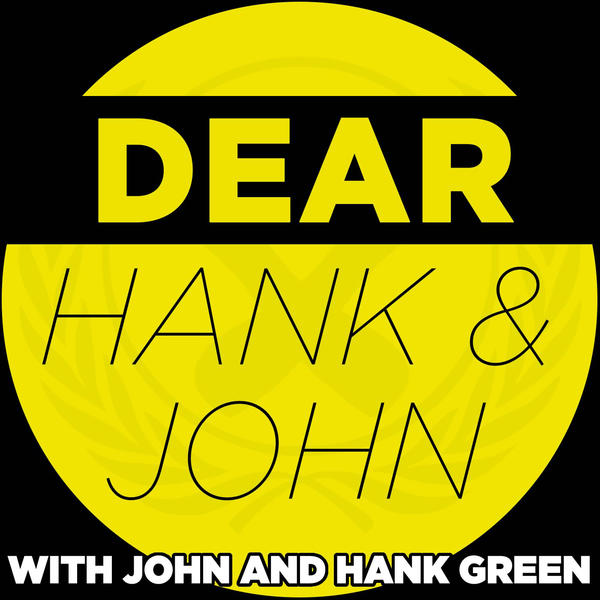 Hank and John Green (YouTubers and etc) answer questions, give questionable advice, and talk about Mars (the planet) and AFC Wimbledon (the 4th tier English football club).