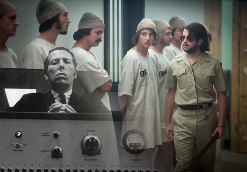 "Episode 93: The Milgram and Zimbardo Experiments<a href=""http://www.strideandsaunter.com/new-blog/2016/5/25/episode-93-the-milgram-and-zimbardo-experiments"">Listen →</a></p>"