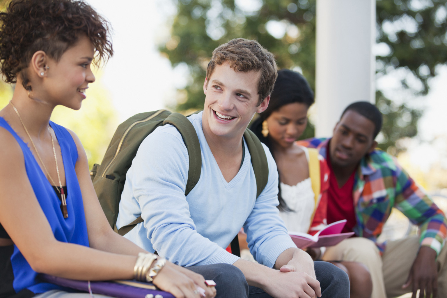 "Episode 2: The First Year of College<a href=""http://www.strideandsaunter.com/new-blog/2014/9/23/episode-2-the-first-year-of-college"">Listen →</a></p>"
