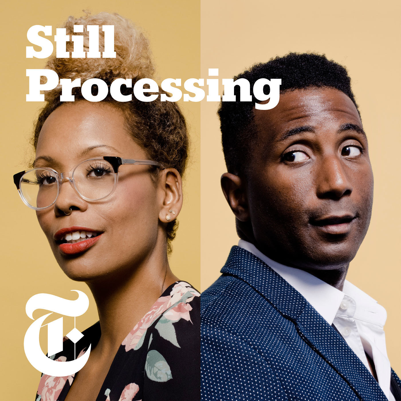 Welcome to the world according to Wesley Morris and Jenna Wortham! They're talking every week (to each other, to colleagues, to friends, to makers) about culture in the broadest sense. That means television, film, books, music — but also the culture of work, dating, the internet and how those all fit together. Wesley is The Times's Pulitzer Prize winning critic at large, and Jenna is a staff writer for The New York Times Magazine. They're working it out, one week at a time.
