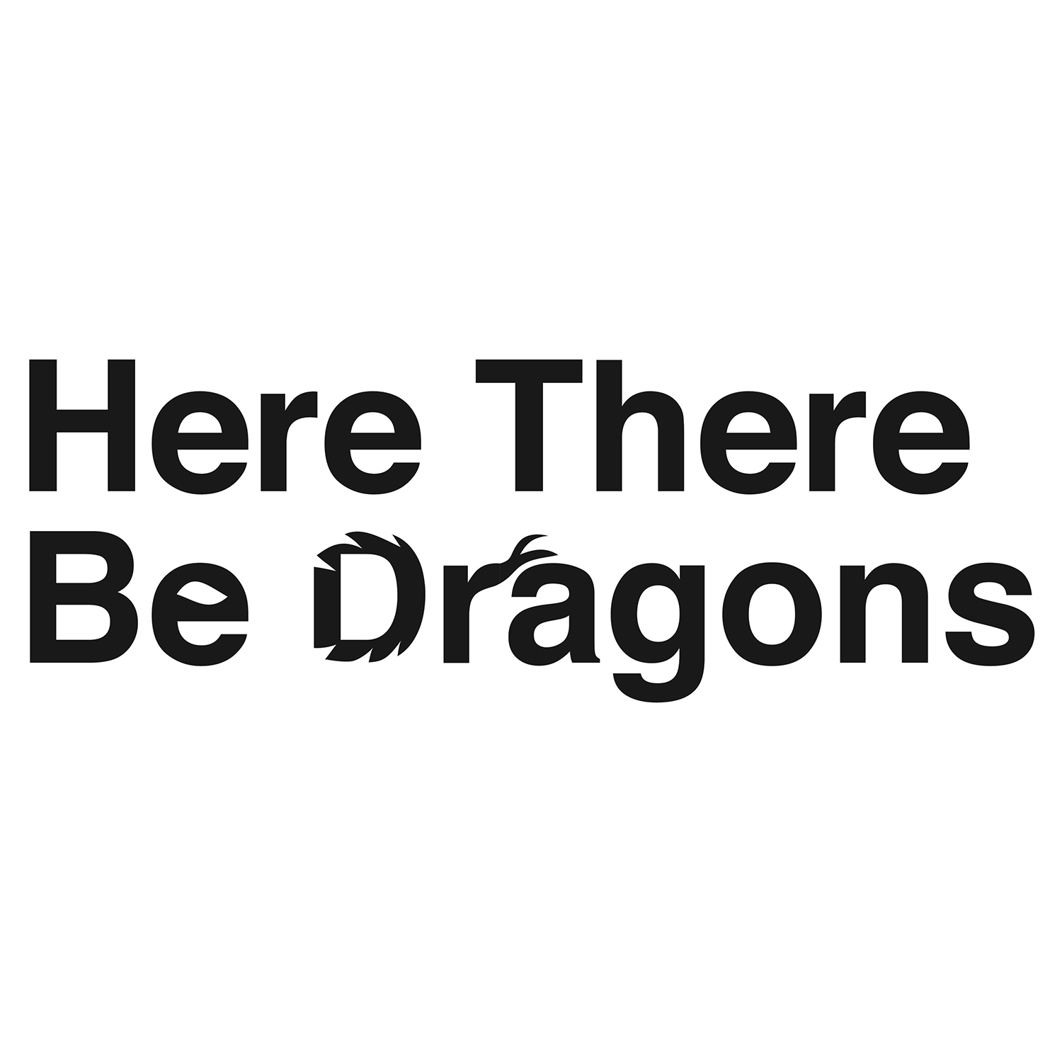 Here There Be Dragons is a podcast about fear, identity and the cities we live in.