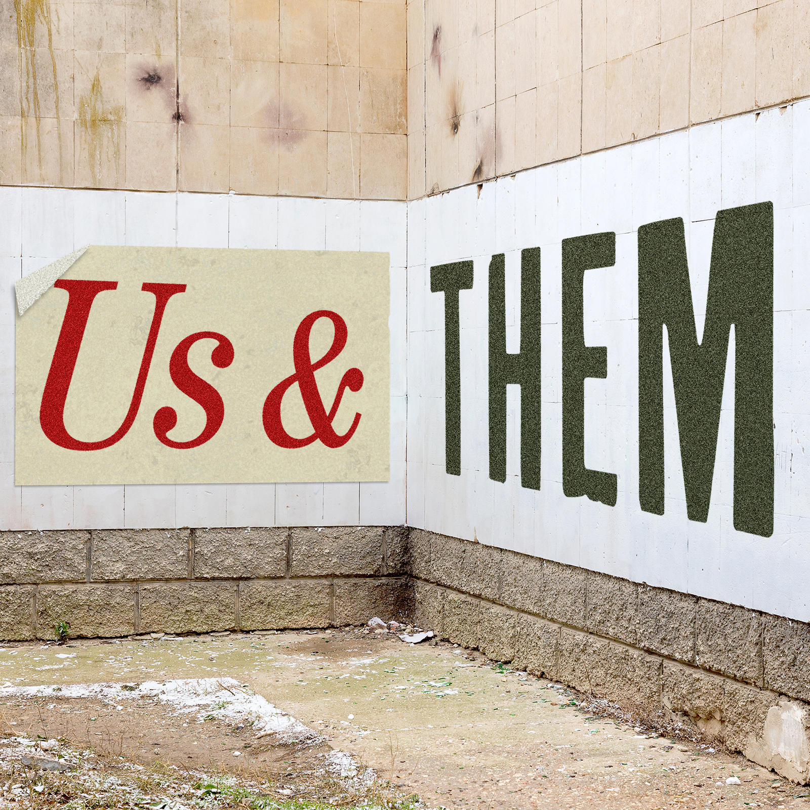 Us & Them tells stories from the fault lines that separate Americans. Peabody Award-winning public radio producer Trey Kay listens to people on both sides of the divide.