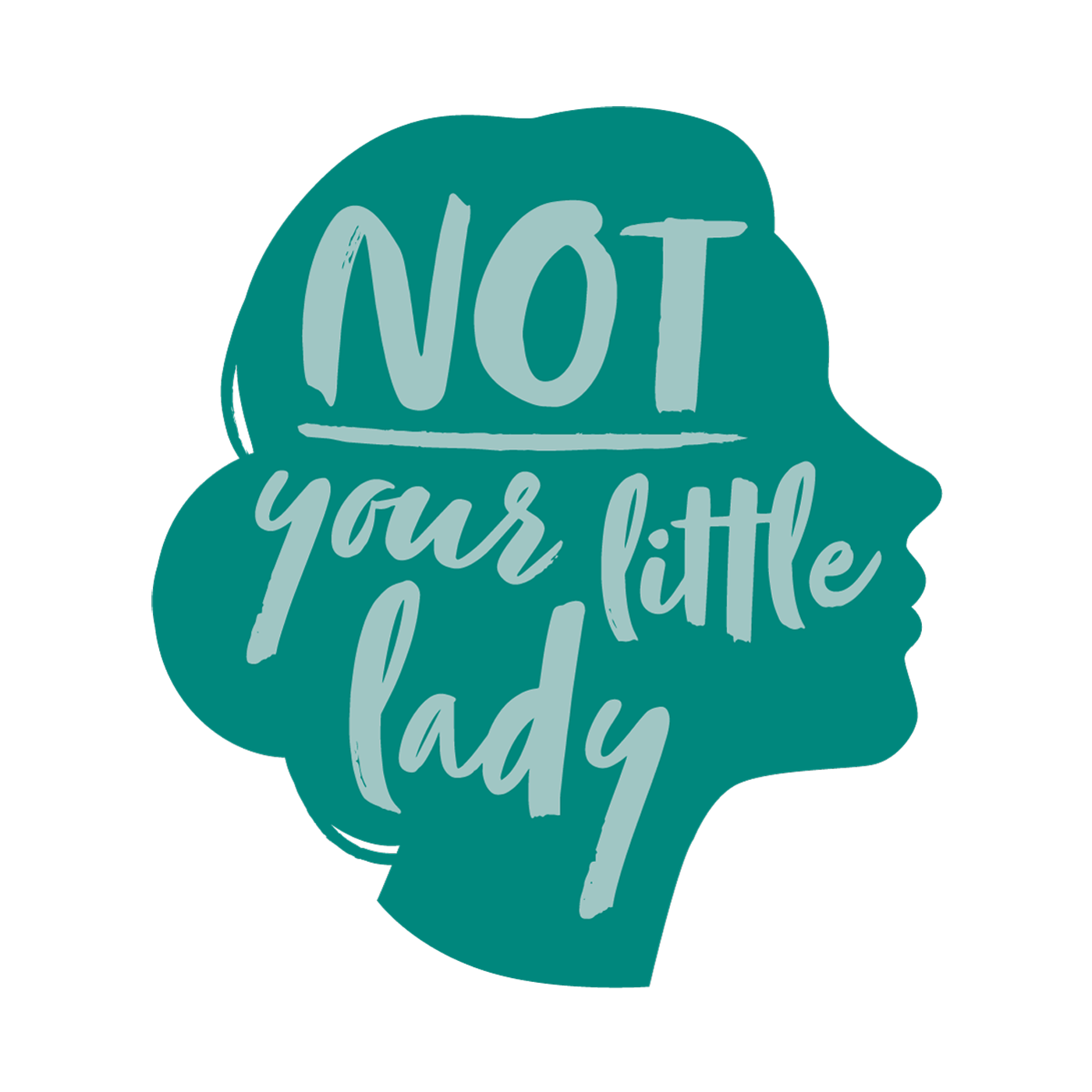 Not Your Little Lady is a podcast featuring women living outside of the South's socially accepted norms. Topic experts will give advice and relay realistic steps on how to implement it in our daily lives. They explore the importance of women owning their past, present and future while keeping it light and funny, like a lady will do.