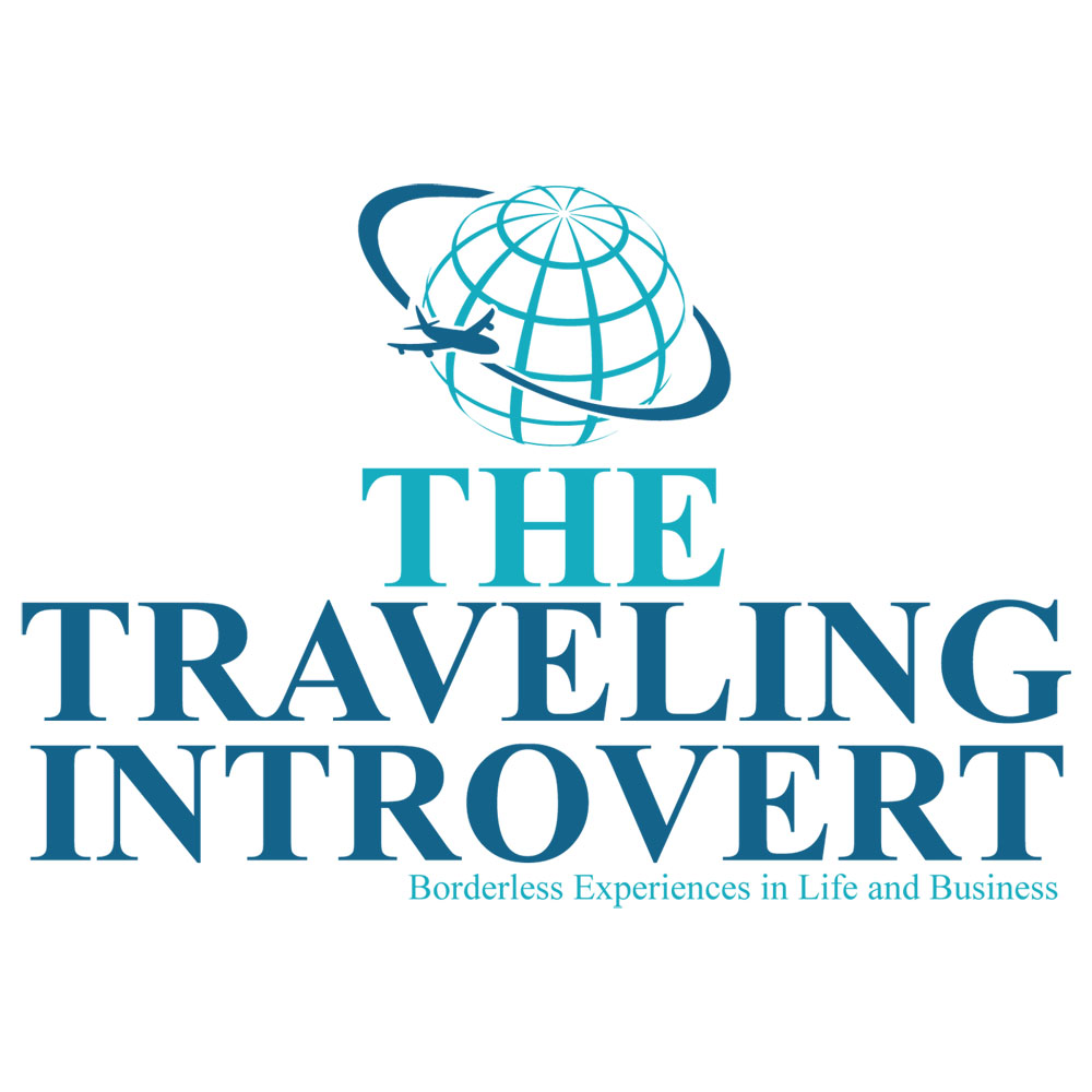A bite-sized podcast about traveling while running a business and being an introvert.