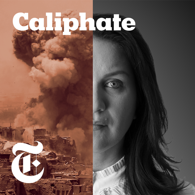 "In the war on terror, who is it that we're really fighting? ""Caliphate"" follows Rukmini Callimachi, who covers terrorism for The New York Times, on her quest to understand ISIS."