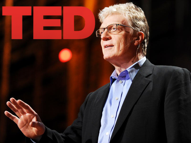 """Episode 114: """"Do Schools Kill Creativity?"""" - With over 41 million views, Sir Ken Robinson's TED Talk"""