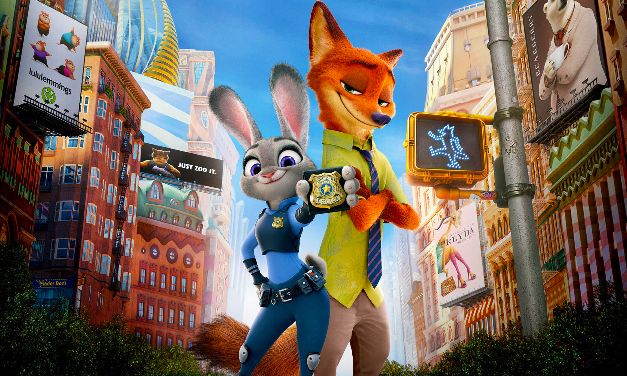 Episode 223: Zootopia - Released in 2016 to critical and commercial success, Zootopia tells the story of rabbit Judy Hopps in her evolving dream to police the streets of the the titular animal metropolis. While the film may have catered to younger audiences in its animation style, the strong, articulate commentary it makes on race and racism remains its most impressive feat.