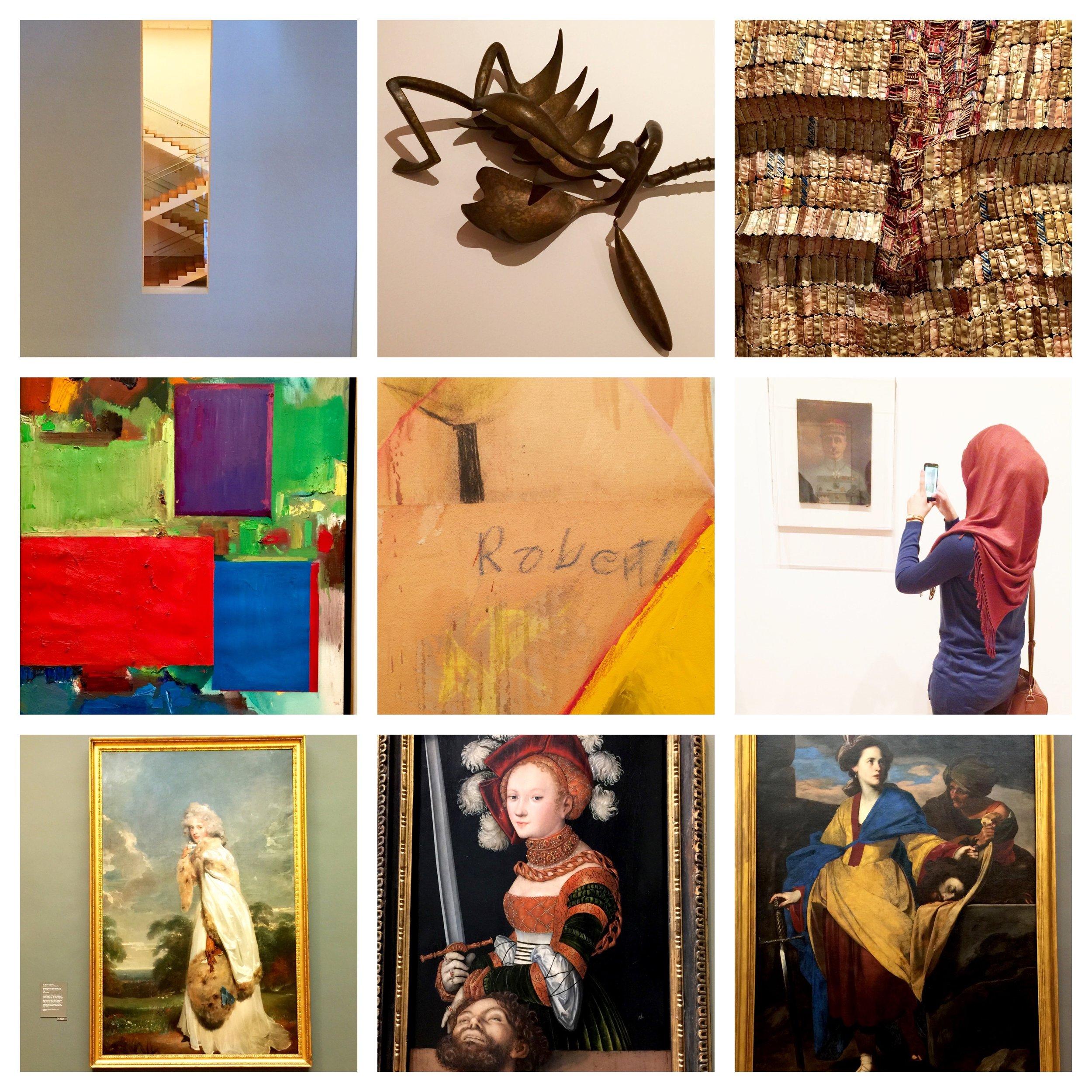 MOMA & The MET museum walks