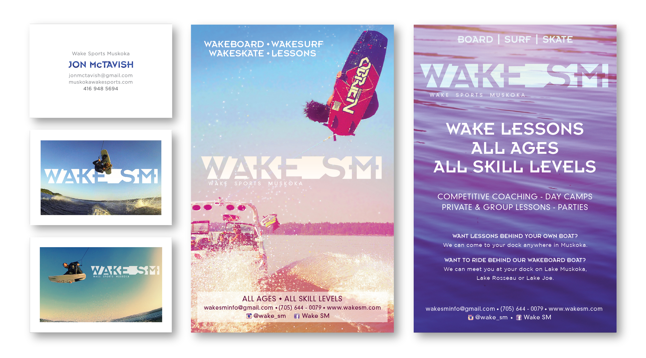 Business cards & Flyer