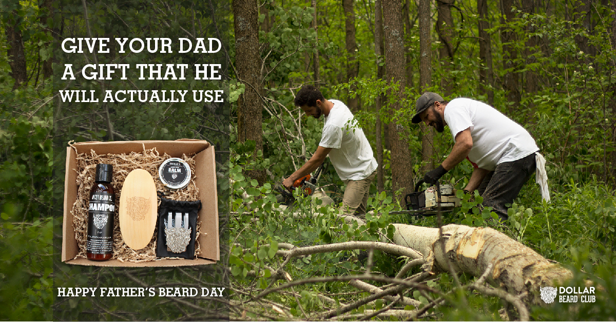 Fathers Day Promotional Ad