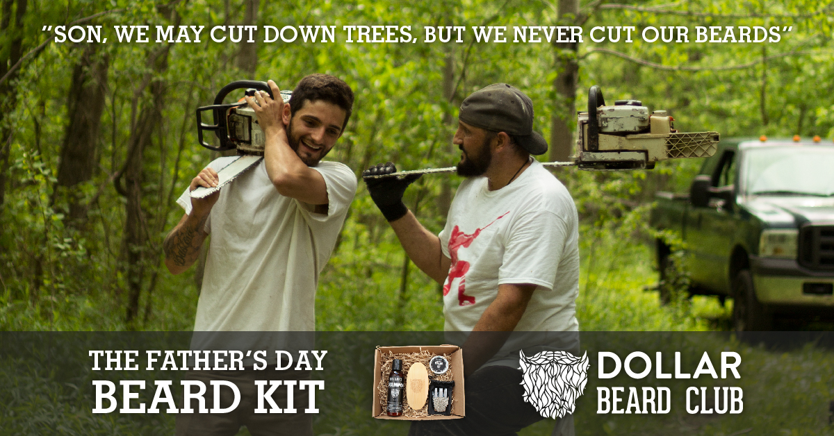 Fathers Day Promotional Ad 2