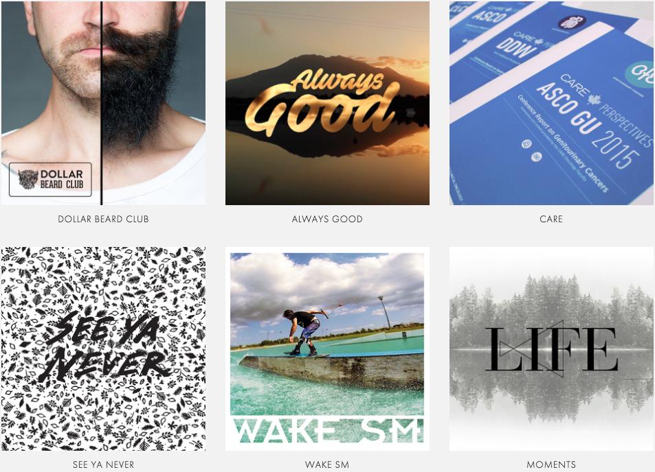 Jon McTavish Freelance Graphic Design Portfolio