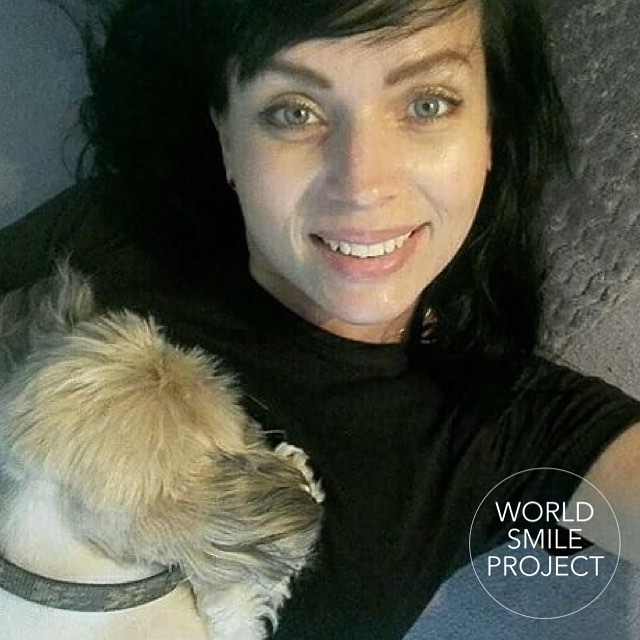 Our friend @jurucanda  #iSmileFor @se_psem_me_bavi_svet a local dog shelter saving the lives of our furry friends.  #smileforacause  #dogsofinstagram  #rescuedogsofinstagram  #rescuedogs