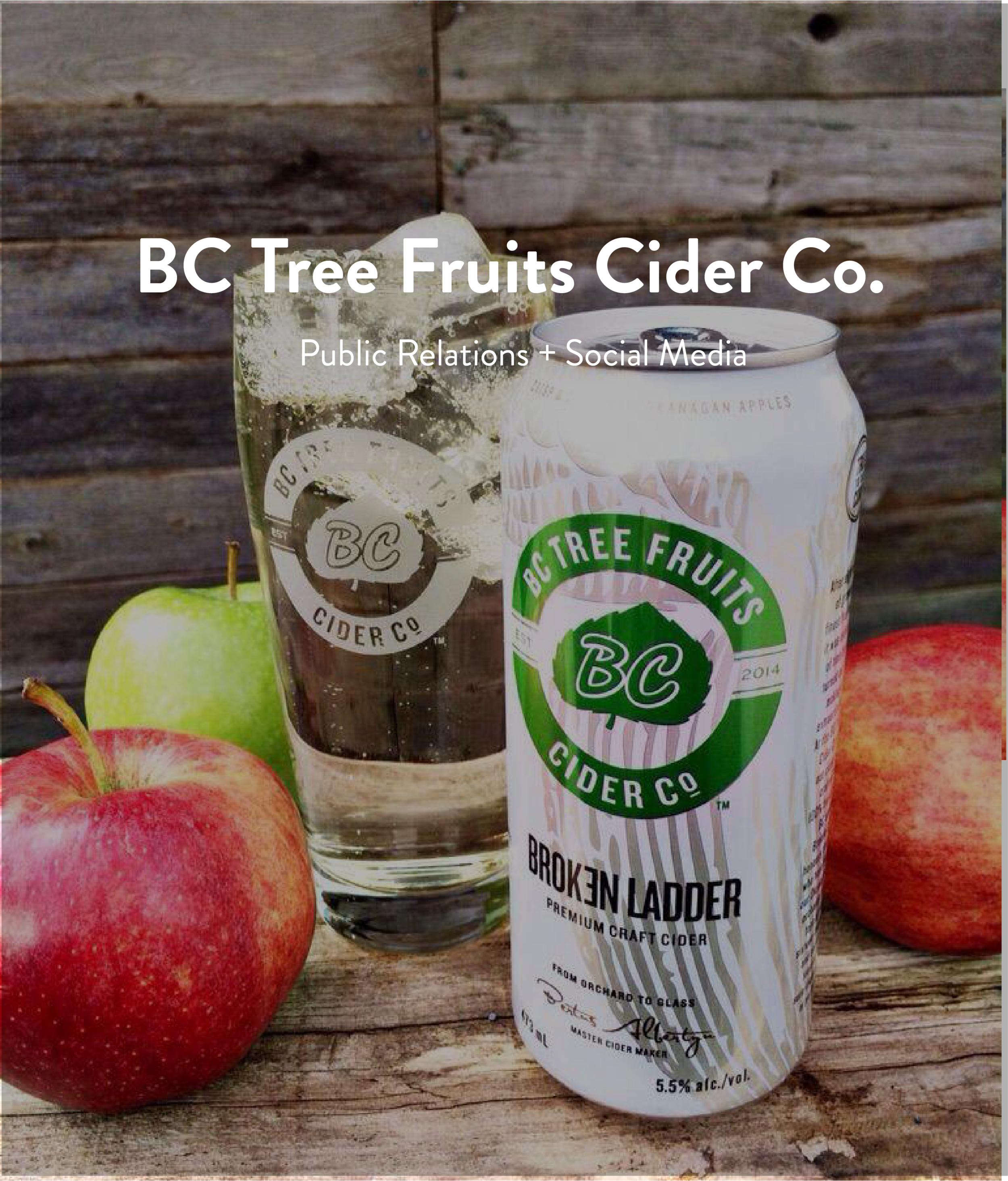 BC Tree Fruits Cider Co