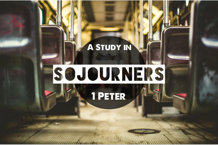 Gentry Morris' Series on 1 Peter