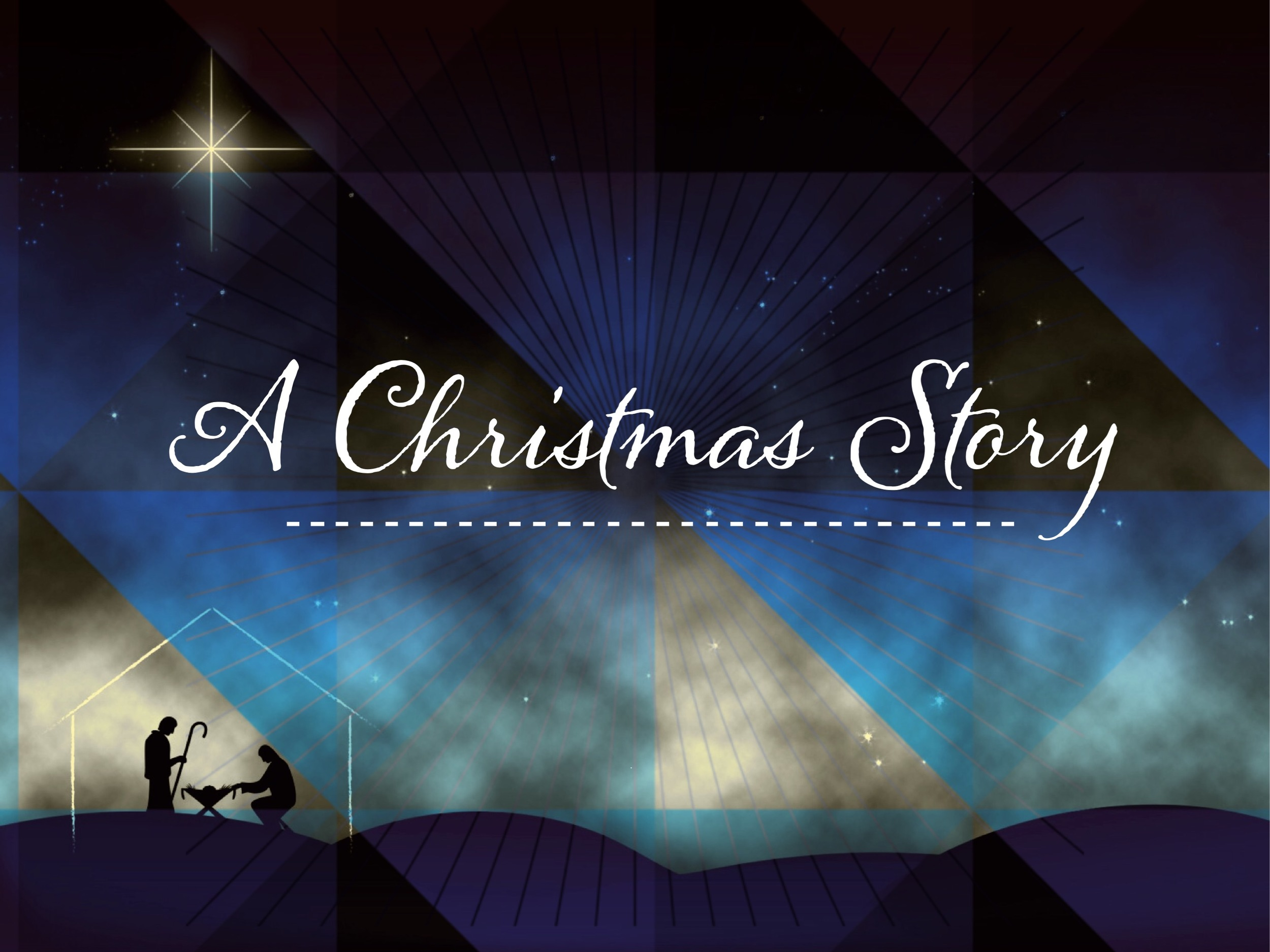 2015 Advent: Same Story, 4 Perspectives