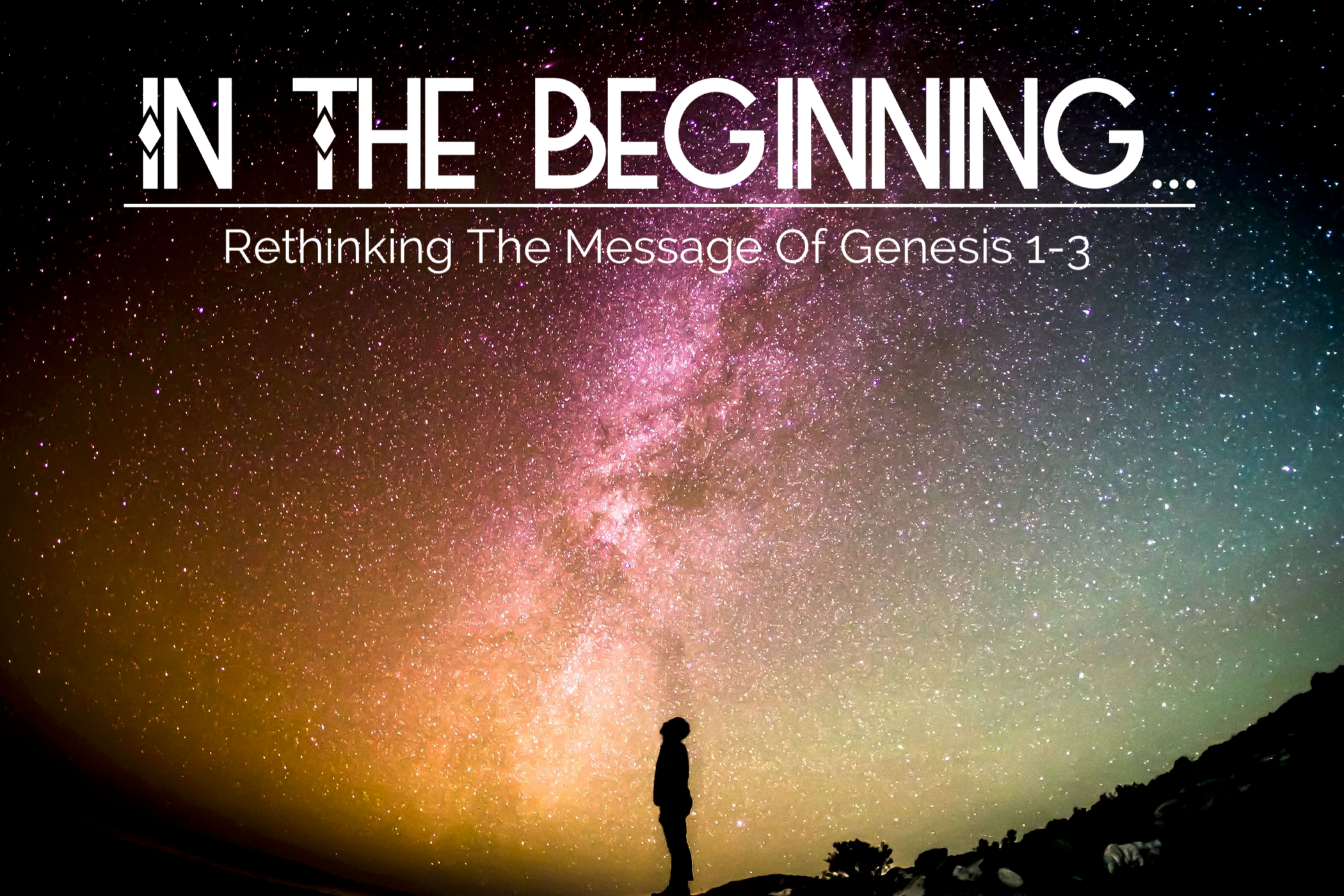 A new look at these familiar chapters of the first book of the Bible. Very few sections of scripture have had more confusion, division, and disagreement than these. We believe they describe an amazing God who is crazy about his creation.