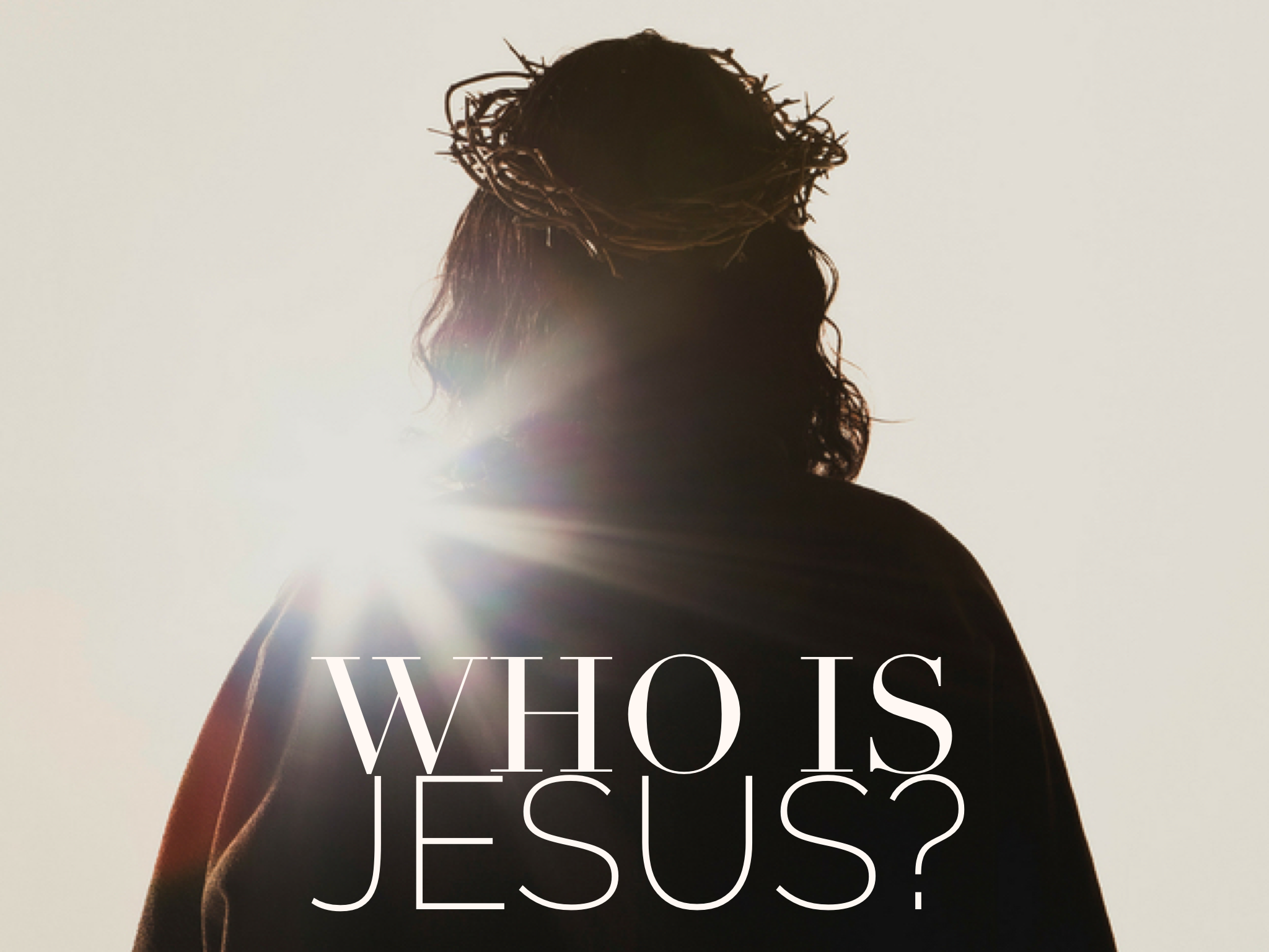 Luke chapter 7 -- Who was Jesus, really?