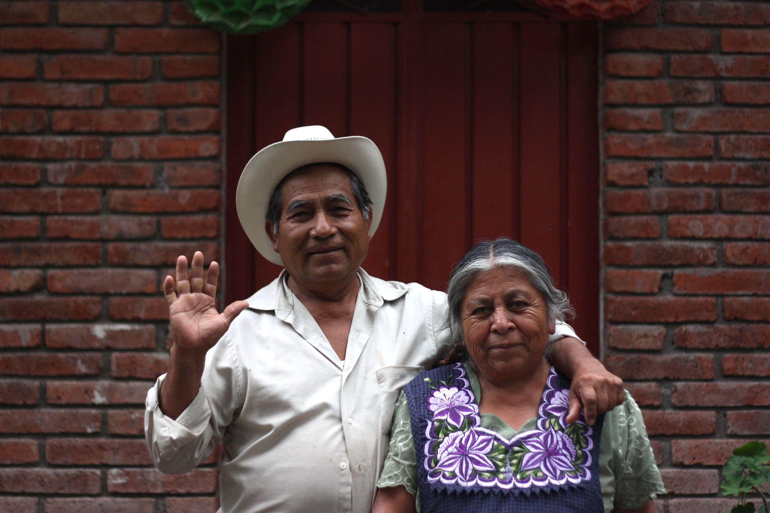 Rodolfo & Mariana