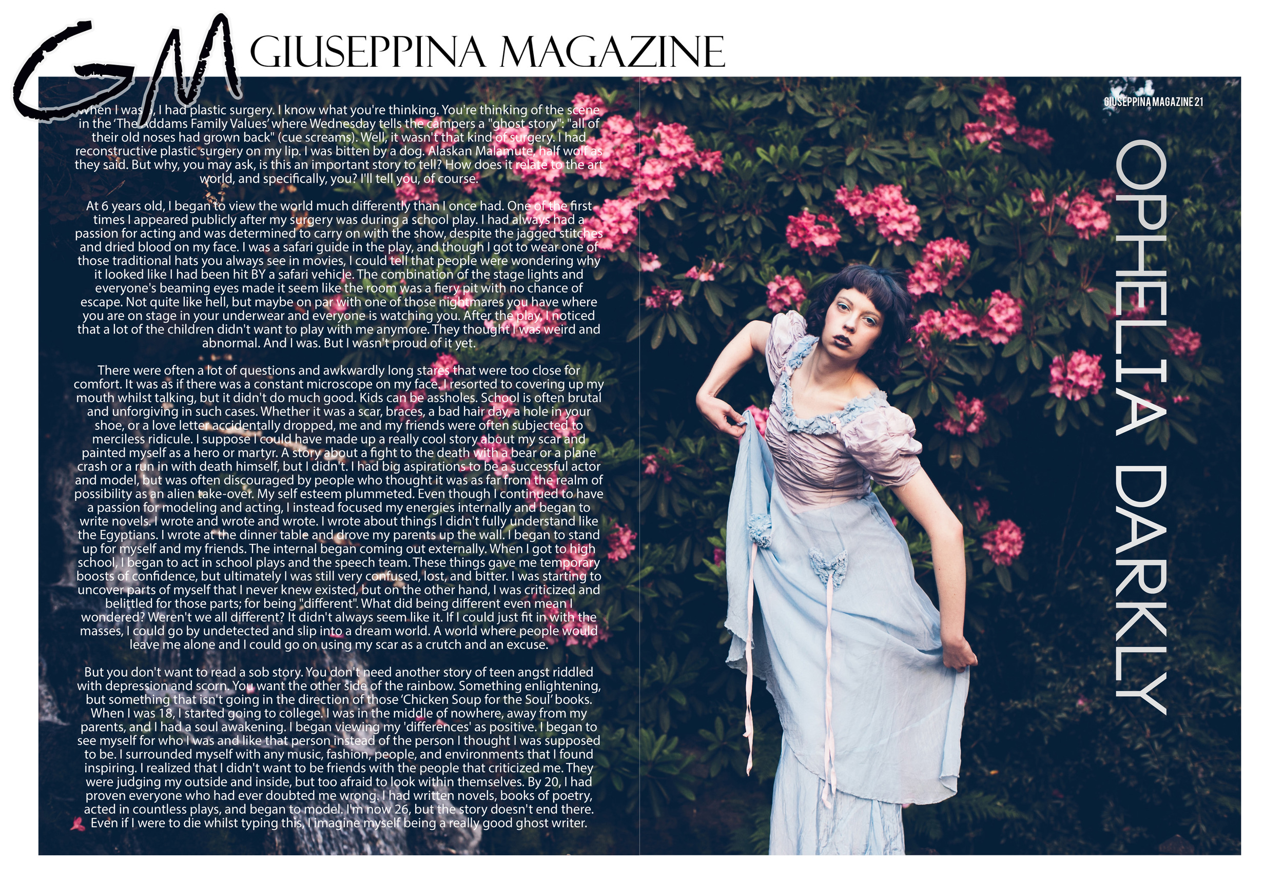 Giuseppina Magazine + Myles Katherine Photography