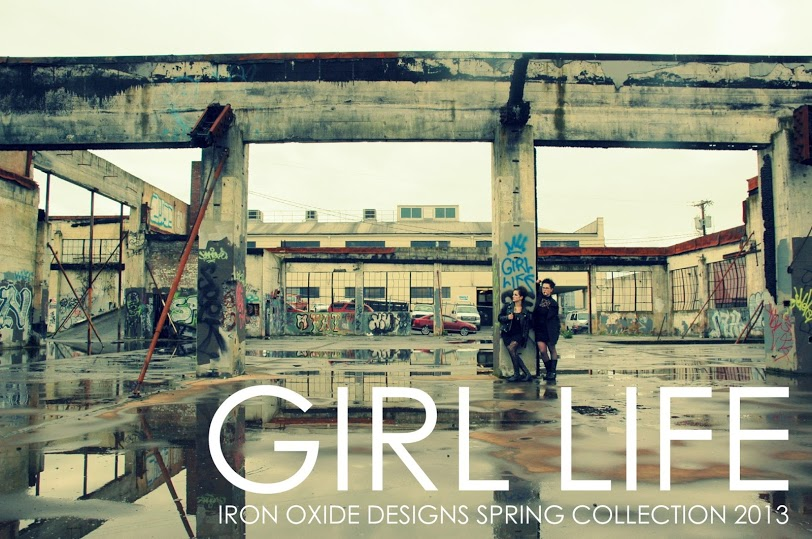 Iron Oxide Designs- Spring 2013