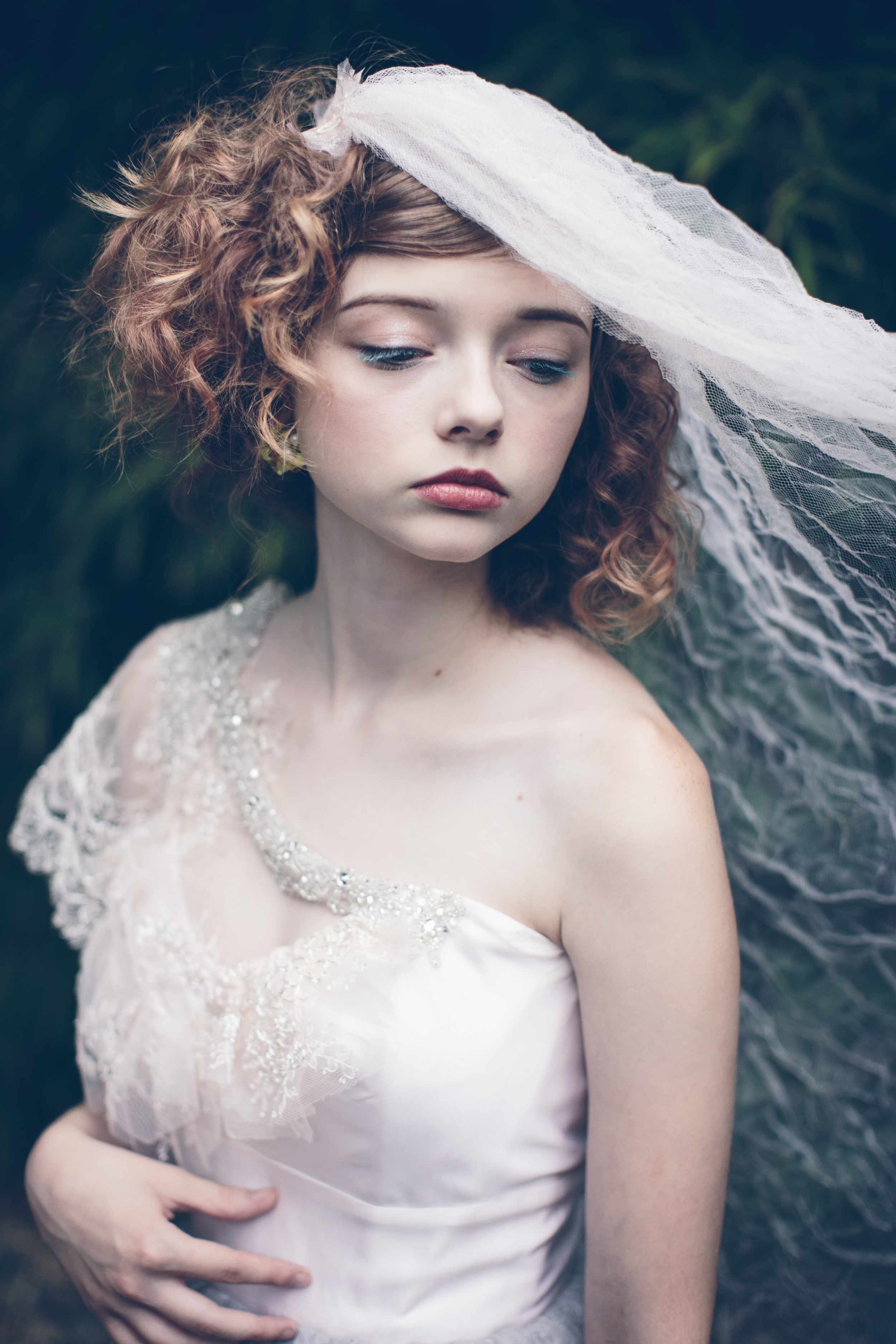 Kayla  Styling:  The Diamond Sea    Photographer:  Myles Katherine Photography