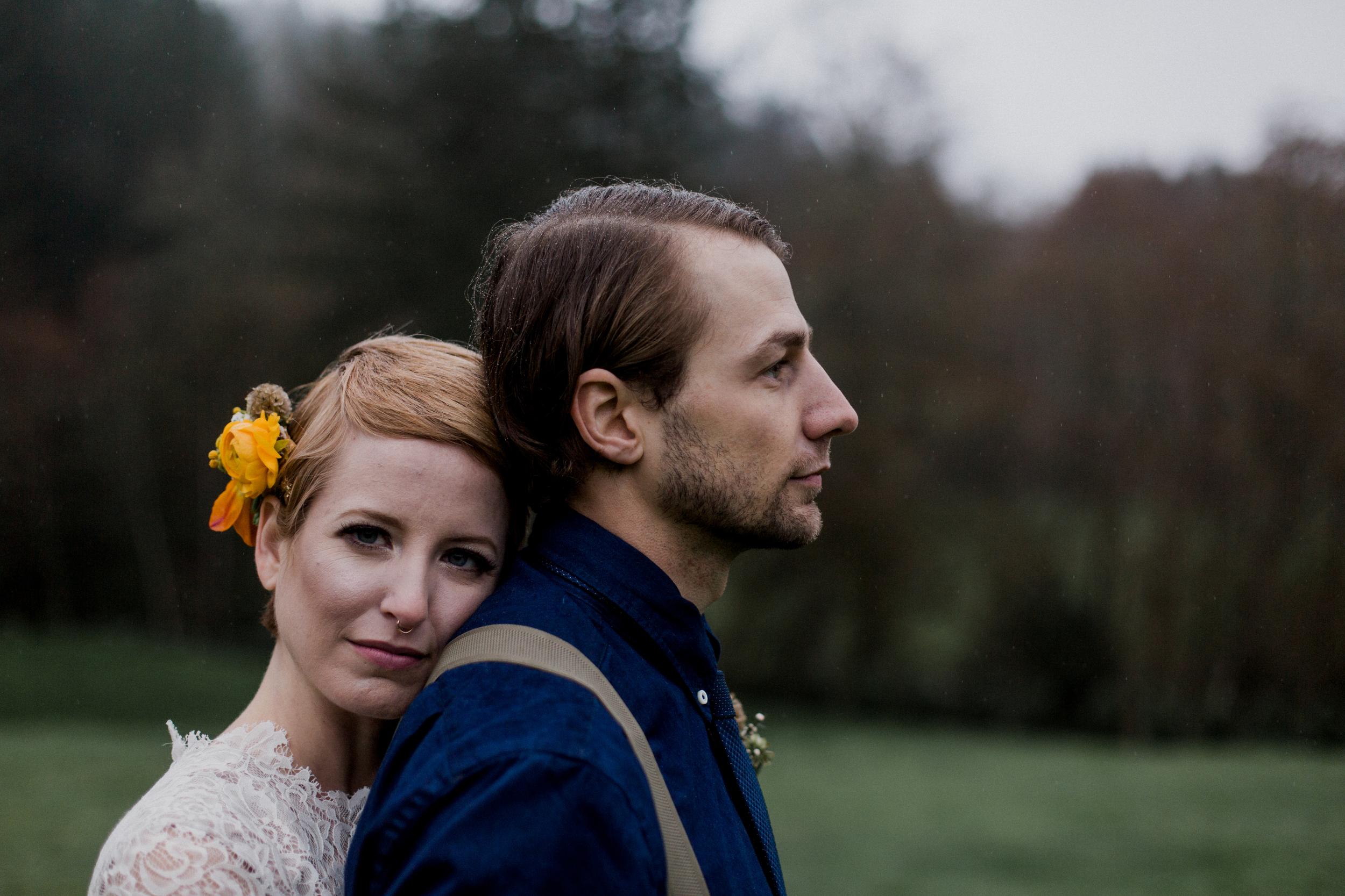 Bees Knees Bridal Shoot