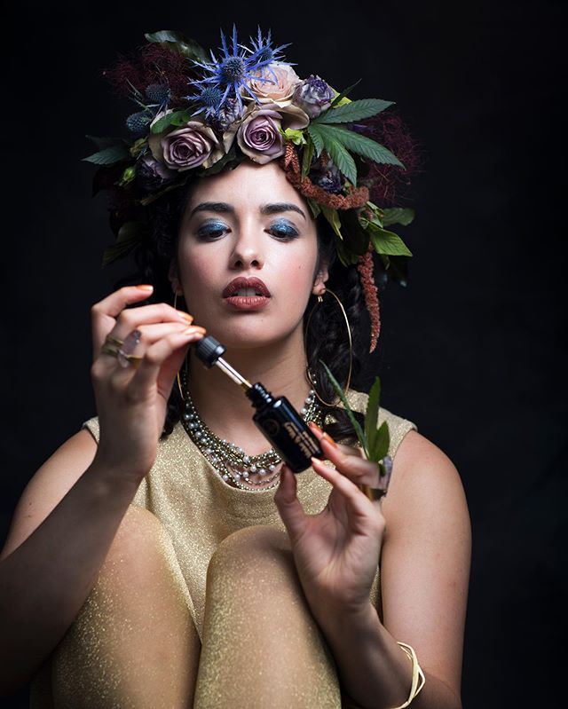 My kind of goddess!! I had the pleasure of doing hair and makeup for @themakeandmary to create some images for their amazing line of CBD products!  Model: @anni_eve Photography: @richarddarbonne  Styling: @themakeandmary @psychicsister  Jewelry: @red_desert_rose_pdx  #makeandmary #highlyinspired #cbdcleanbeauty #cbdbeauty #makeup #makeupartist #portlandmakeupartist #vancouvermakeupartist #girlpower #art #beauty