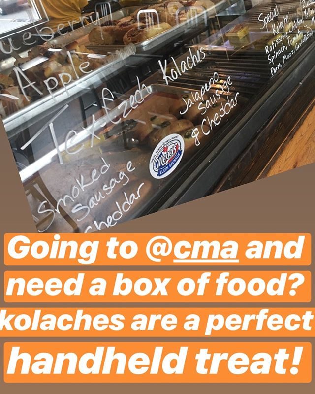 #kolachesarekool #everythinggoodrisesintheeast #eatmoretacos #breakfast #bakery #kolaches #eastnashville #nashville #kolache #drewsbrew #meyerssausage #kingarthurflour #sirgalahadartisanflour #nashville  #cma  #cmafest  #cmafest2019