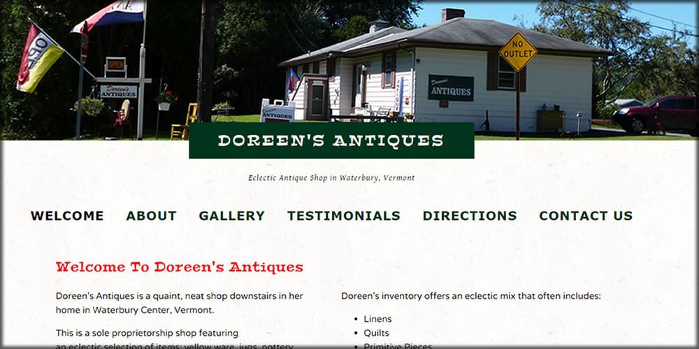 Doreen's Antiques
