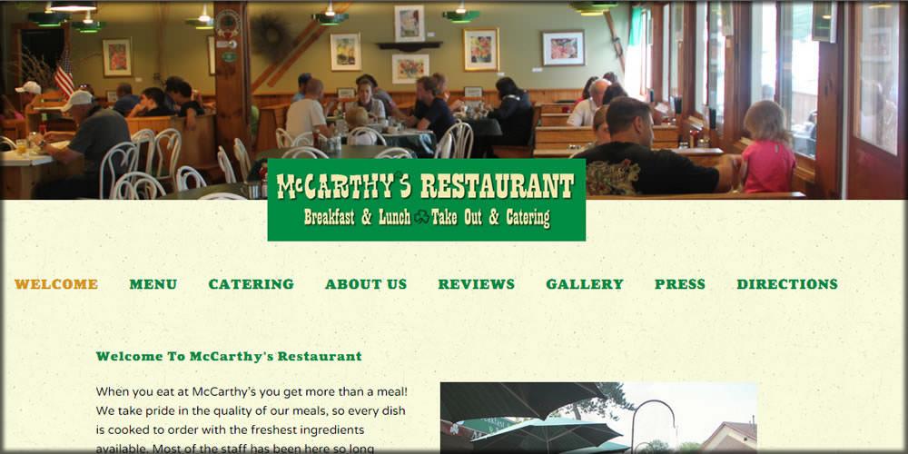 McCarthy's Restaurant